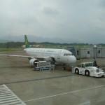春秋航空搭乗記 高松-上海便に乗ってみた感想