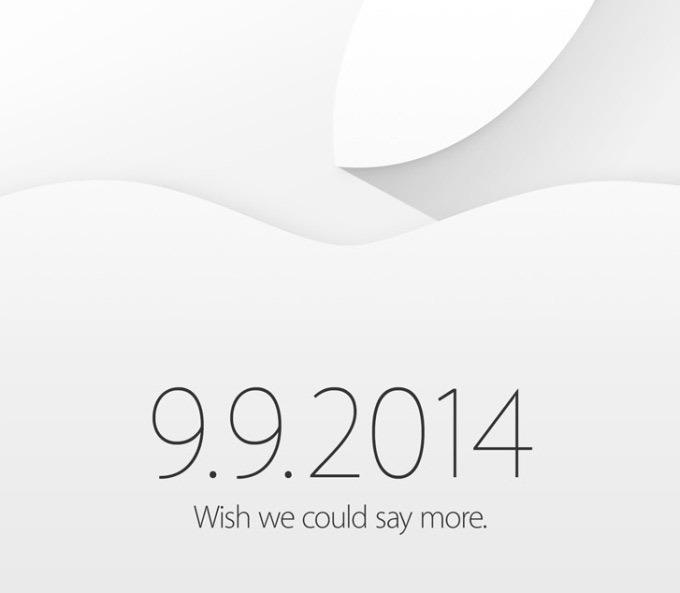 iPhone6イベント