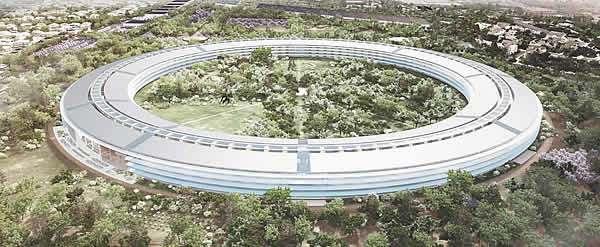 apple新社屋