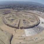 Appleの新本社が凄まじく巨大!空中からの動画が凄い