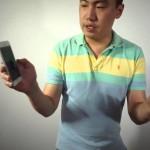 iPhone6初のレビュー動画?早速実機を使う猛者出現!