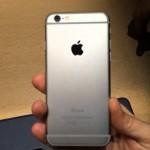 iPhone6のハンズオン動画を紹介