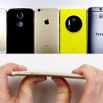 朗報!iPhone6はiPhone6 Plusよりは曲がりにくいみたいだ!