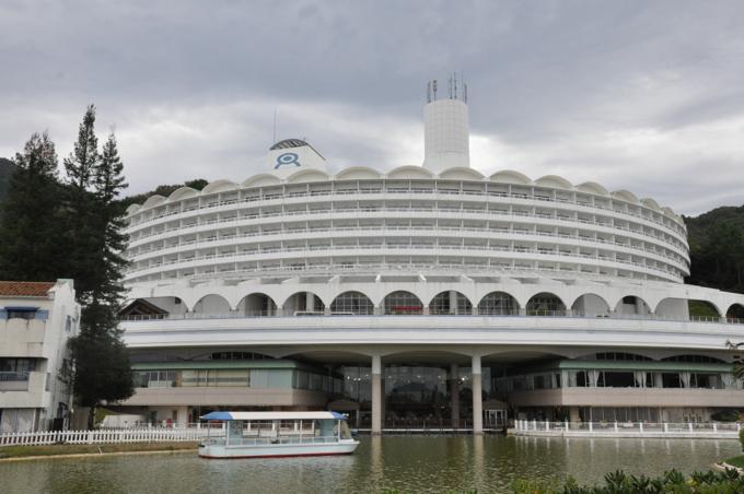 大江戸温泉物語ホテルレオマの森