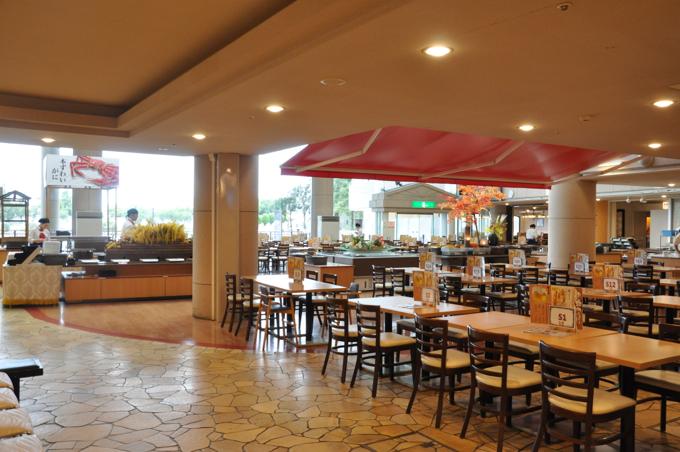 ホテルレオマの森レストラン