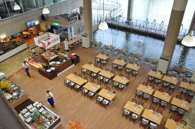 レオマの森レストラン2