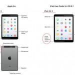 iPad Air 2がフライングで公開!名称はiPad Air 2で決定か!?