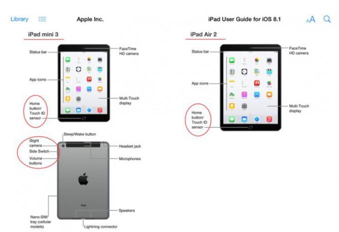 iPad Air2リーク