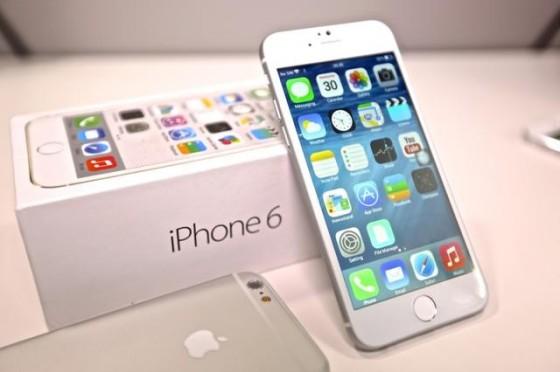 iphone6中国予約開始