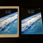 iPad Air2は2GBのメモリを搭載か?