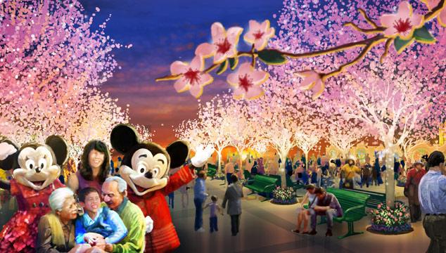上海ディズニーリゾート