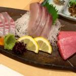 福山市の人気店『魚花』は寿司も刺身も最高だった!