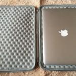 13インチMacBook Pro用にインナーバッグを購入!ELECOMのZEROSHOCKⅢだ!
