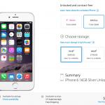 アメリカでSIMフリーiPhone6が発売開始!日本はどうなる?