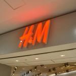 イオン岡山に行ってきたよ!H&Mは岡山初出店だ!