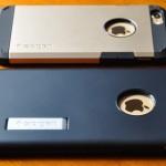 iPhone6 PlusにSpigenのスリム・アーマーを装着してみた