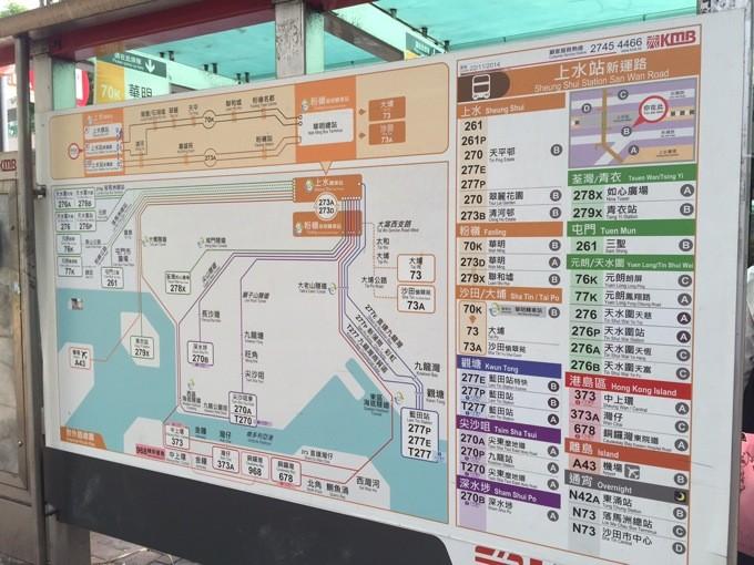 上水駅 路線図