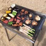 夏にお勧めのバーベキューコンロやデイキャンプ用具を紹介するよ!