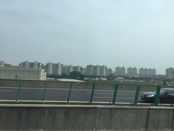 上海 義烏 景色