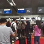 上海浦東国際空港でスーパーフライヤーズカードの威力を再確認!