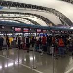 Air India 関西国際空港-香港国際空港線 搭乗記(AI 315便)