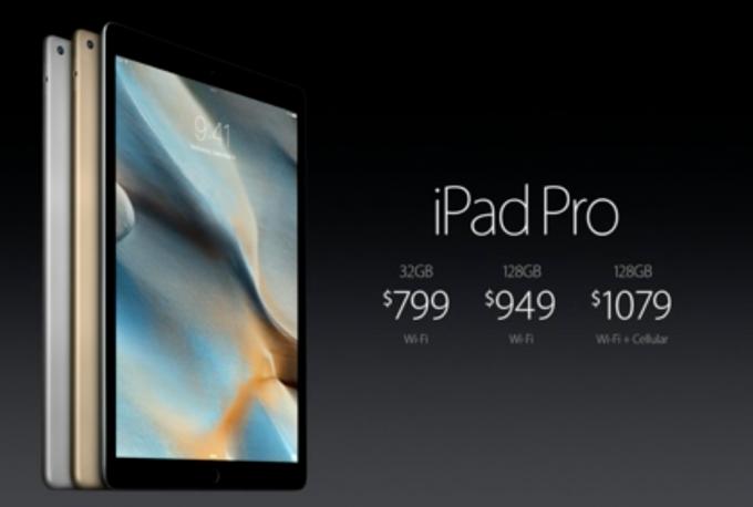 iPadPro 価格