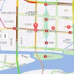中国での生活にはテンセントの地図アプリが手放せない!