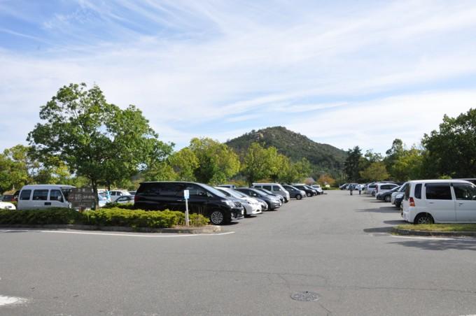 みやま公園 駐車場