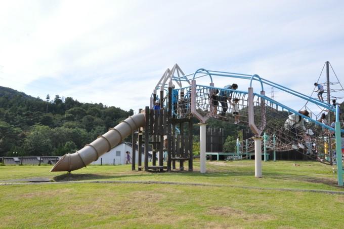 深山公園 遊具