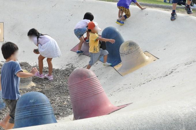 みやま公園 遊び場