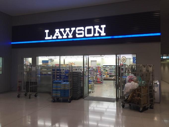 関西国際空港 ローソン