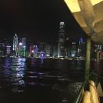 香港の夜景を楽しむならスターフェリーがお勧め!