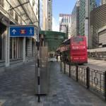 尖沙咀(チムサーチョイ)から上水を経由して中国へ行く方法