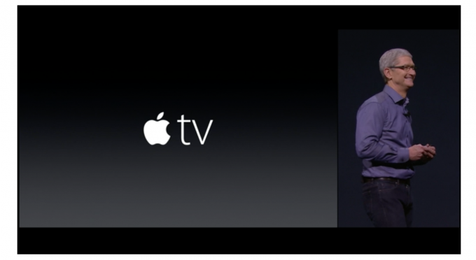Apple TV新型