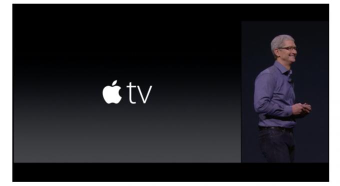 Apple TV新型