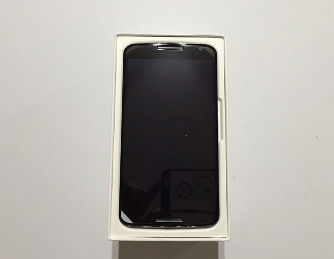 Nexus6 クラウドホワイト