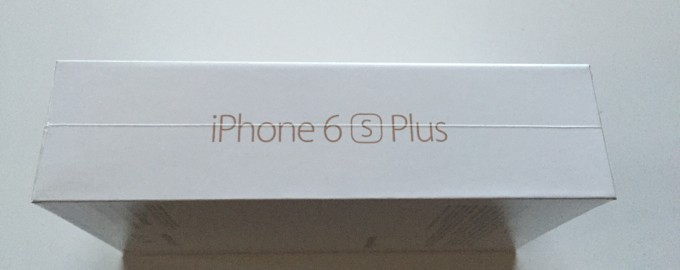 iPhone6s Plus 箱