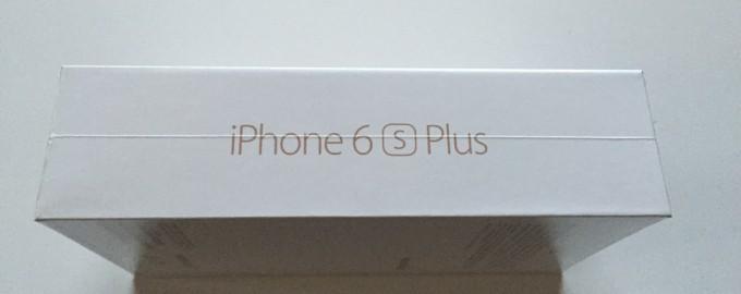 iPhone6s Plus 箱