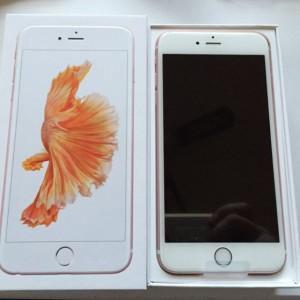 iPhone6s Plus ローズゴールド 64GB
