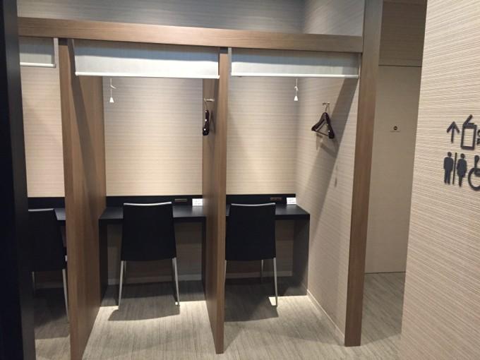 広島空港 ラウンジ 椅子