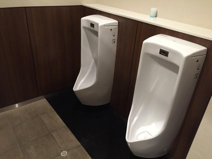 広島空港 ラウンジ トイレ