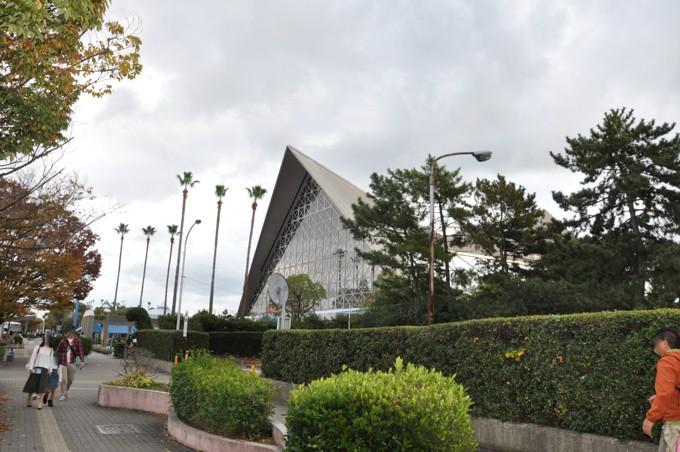 須磨海浜水族館 建物