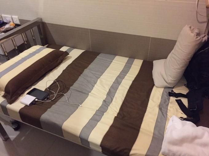 アップルホステル ベッド