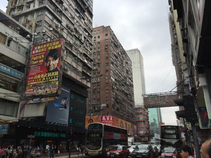 香港 先達市場
