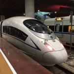 深セン北駅から広州南駅まで高速鉄道で行く方法