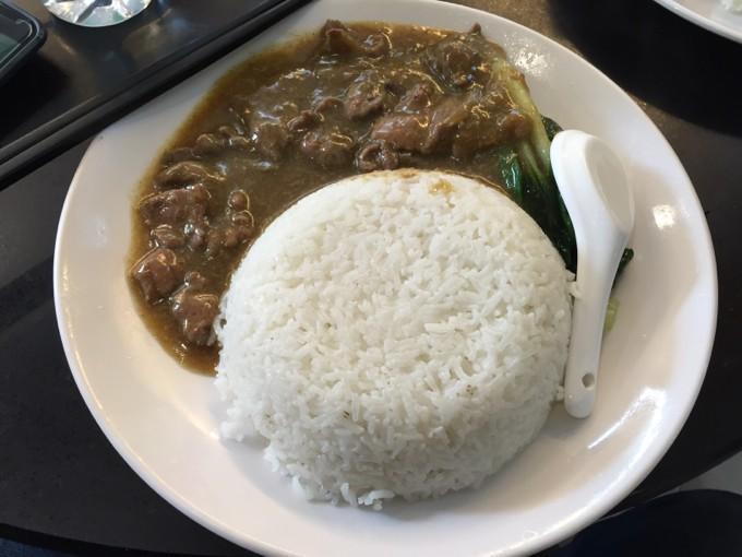 中国 カレー