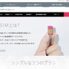 業界最安値のDTI SIMを契約しました!これは安い・・・