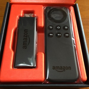 Amazon FIRE TV Stick カラー