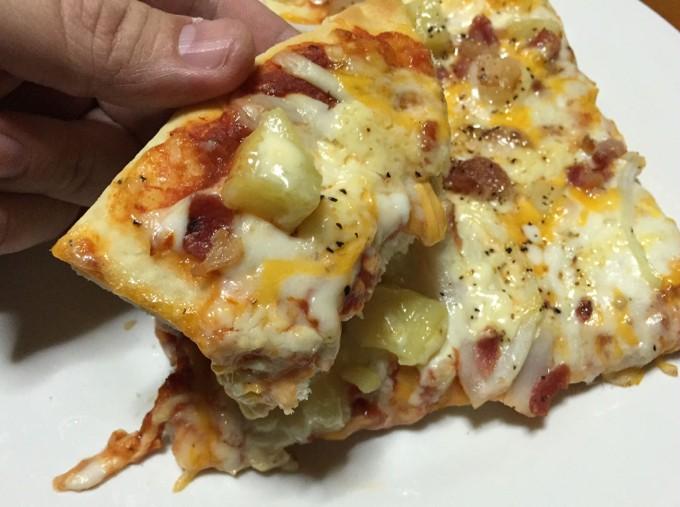 コストコ ジャーマンピザ