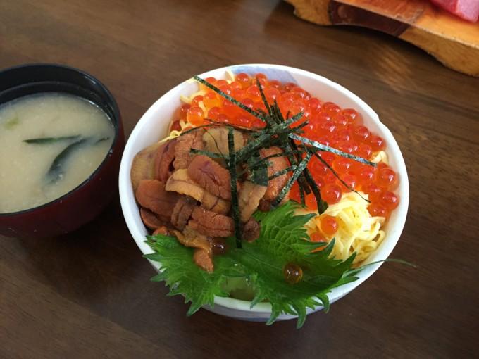 大漁 スペシャル丼